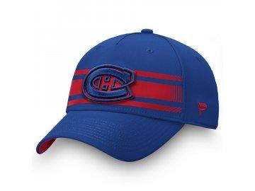 Kšiltovka Montreal Canadiens Iconic Stripe Speed Flex