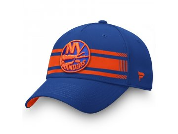 Kšiltovka New York Islanders Iconic Stripe Speed Flex
