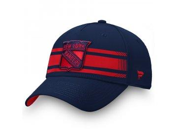 Kšiltovka New York Rangers Iconic Stripe Speed Flex