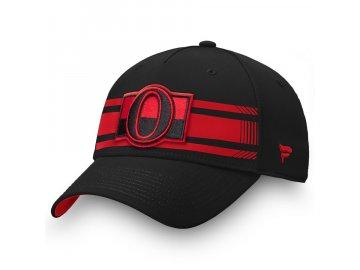 Kšiltovka Ottawa Senators Iconic Stripe Speed Flex