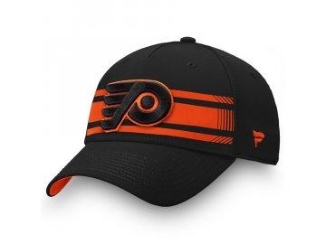 Kšiltovka Philadelphia Flyers Iconic Stripe Speed Flex