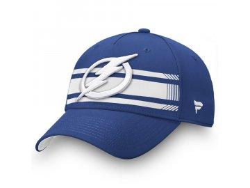 Kšiltovka Tampa Bay Lightning Iconic Stripe Speed Flex