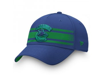 Kšiltovka Vancouver Canucks Iconic Stripe Speed Flex