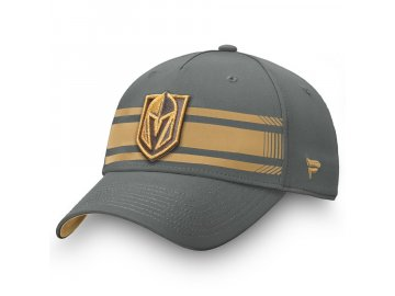 Kšiltovka Vegas Golden Knights Iconic Stripe Speed Flex