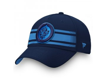 Kšiltovka Winnipeg Jets Iconic Stripe Speed Flex