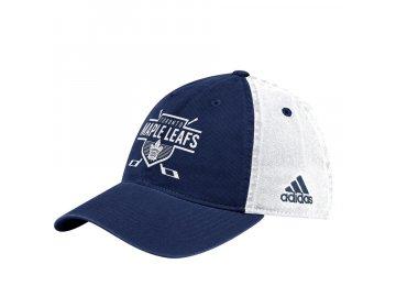 Kšiltovka Toronto Maple Leafs Adidas Coaches Two-Tone Hockey Shield