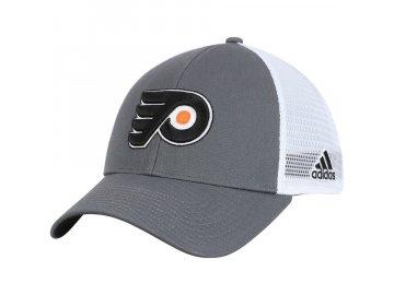 Kšiltovka Philadelphia Flyers Adidas Logo Trucker Snapback