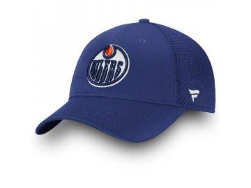 Kšiltovka Edmonton Oilers Elevated Core Trucker