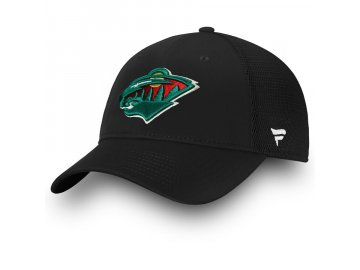 Kšiltovka Minnesota Wild Elevated Core Trucker