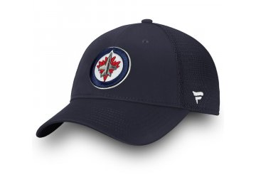 Kšiltovka Winnipeg Jets Elevated Core Trucker