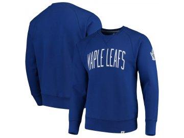 Mikina Toronto Maple Leafs Indestructible Fleece Crew