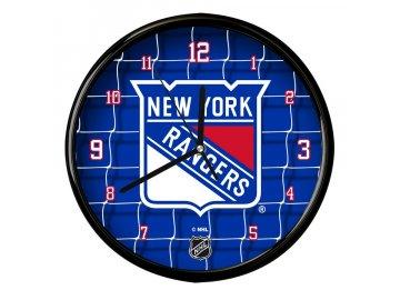 Nástěnné Hodiny New York Rangers Team Net Clock