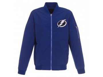 Bunda Tampa Bay Lightning JH Design Lightweight Nylon