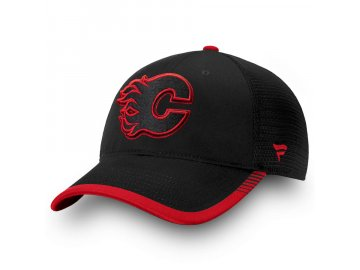 Kšiltovka Calgary Flames Iconic Team Pop Trucker