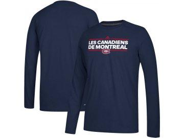 Tričko Montreal Canadiens Adidas Local Ultimate Dassler