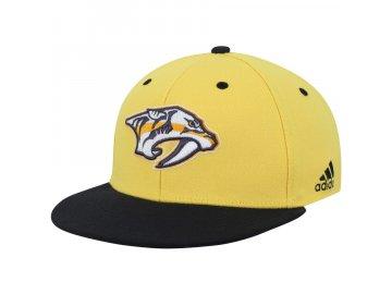 Kšiltovka Nashville Predators Adidas Two-Tone Logo Flex