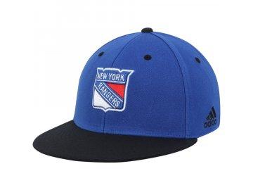 Kšiltovka New York Rangers Adidas Two-Tone Logo Flex