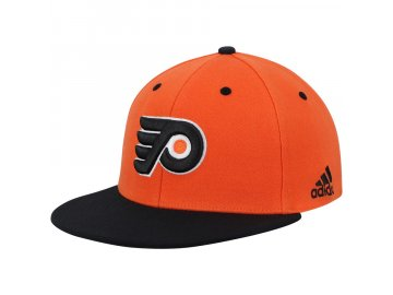 Kšiltovka Philadelphia Flyers Adidas Two-Tone Logo Flex