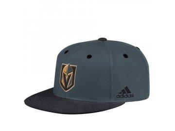 Kšiltovka Vegas Golden Knights Adidas Two-Tone Logo Flex