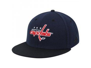 Kšiltovka Washington Capitals Adidas Two-Tone Logo Flex