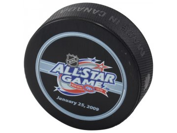 Puk 2009 NHL All-Star Game Official Game Puck
