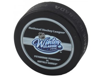 Puk 2008 NHL Winter Classic Official Game Puck