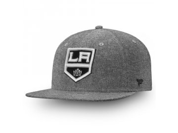 Kšiltovka Los Angeles Kings Chambray Emblem Snapback