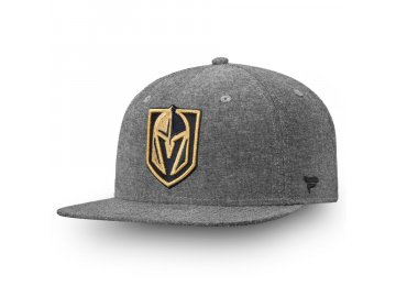 Kšiltovka Vegas Golden Knights Chambray Emblem Snapback
