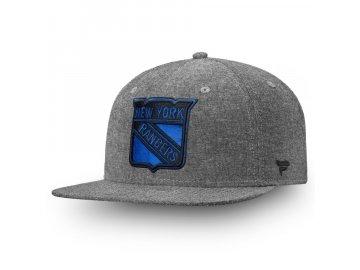 Kšiltovka New York Rangers Chambray Emblem Snapback 07bd1bf398