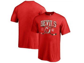 Dětské Tričko New Jersey Devils Vintage Collection Line Shift