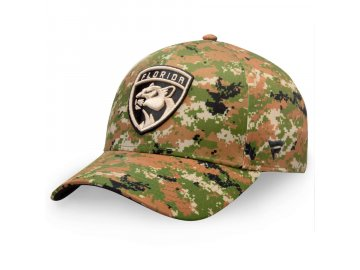 Kšiltovka  Florida Panthers Authentic Pro Military Appreciation Alpha Adjustable