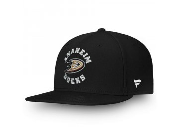 Dětská Kšiltovka Anaheim Ducks Emblem Snapback