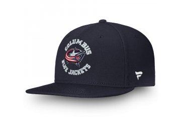 Dětská Kšiltovka Columbus Blue Jackets Emblem Snapback