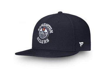 Dětská Kšiltovka Edmonton Oilers Emblem Snapback