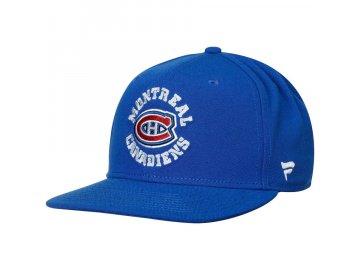 Dětská Kšiltovka Montreal Canadiens Emblem Snapback
