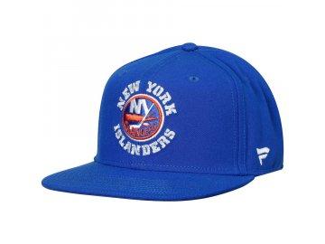 Dětská Kšiltovka New York Islanders Emblem Snapback