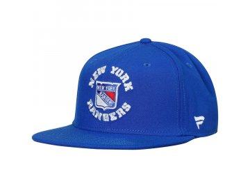 Dětská Kšiltovka New York Rangers Emblem Snapback