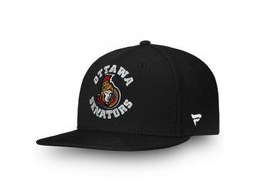 Dětská Kšiltovka Ottawa Senators Emblem Snapback