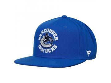 Dětská Kšiltovka Vancouver Canucks Emblem Snapback