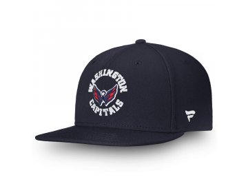 Dětská Kšiltovka Washington Capitals Emblem Snapback