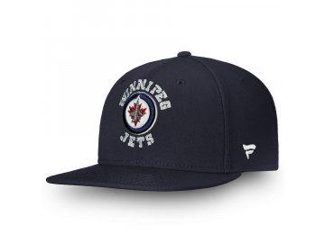 Dětská Kšiltovka Winnipeg Jets Emblem Snapback