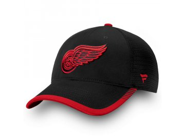 Kšiltovka Detroit Red Wings Iconic Team Pop Trucker