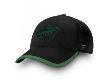 Kšiltovka Minnesota Wild Iconic Team Pop Trucker