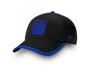 Kšiltovka New York Rangers Iconic Team Pop Trucker