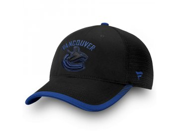 Kšiltovka Vancouver Canucks Iconic Team Pop Trucker