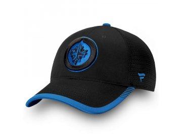 Kšiltovka Winnipeg Jets Iconic Team Pop Trucker