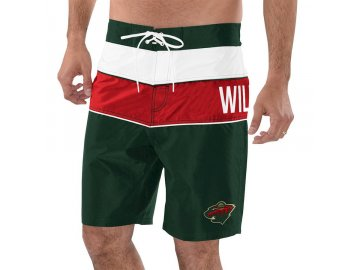 Plavky Minnesota Wild G-III Sports by Carl Banks All-Star Swim Trunks