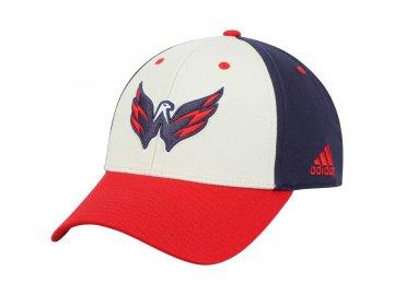 Kšiltovka Washington Capitals Adidas Three-Tone Logo