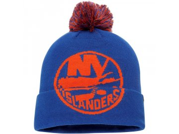 Zimní Čepice New York Islanders Iconic Team Pop Cuffed Knit