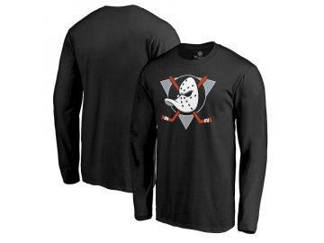 Tričko Anaheim Ducks Team Alternate Long Sleeve